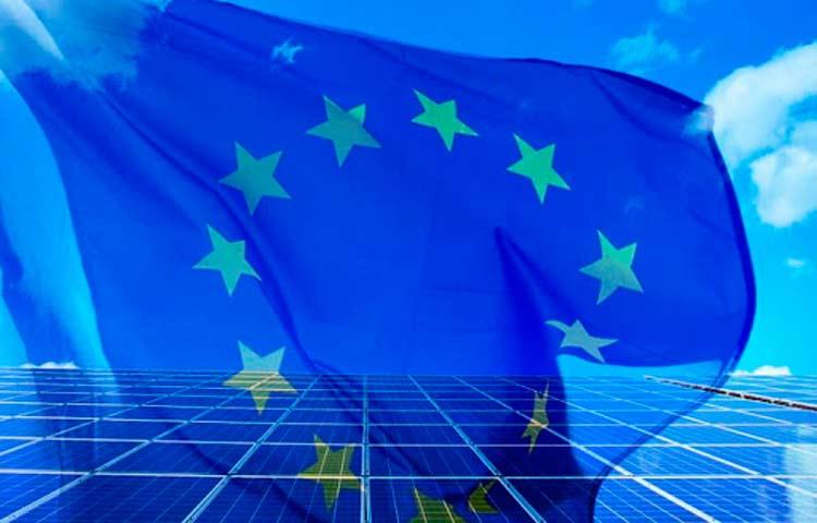 Energía Solar: Principal fuente de Generación en Europa