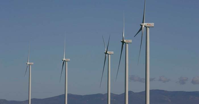 Palencia y Huesca con nuevos parques eólicos