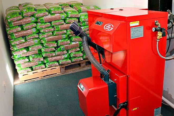 Calderas de biomasa una alternativa a la calefacción industrial y en hogares