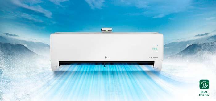 LG presenta el innovador AirCare Complete con tecnología UVnano