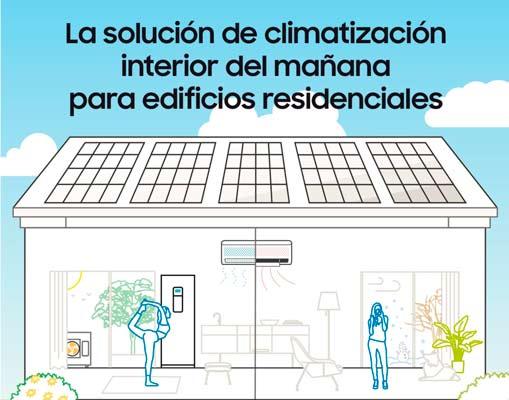 Se crean planes de climatización para edificios residenciales en España