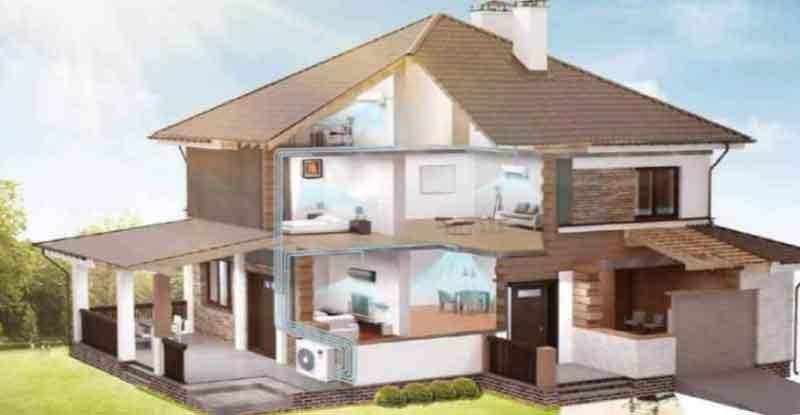 ¿Qué sistema de climatización es mejor para los hogares?